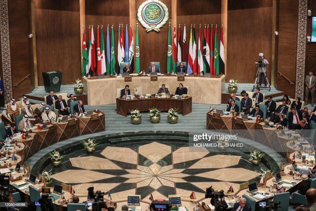EGYPT-ARAB-DIPLOMACY : News Photo