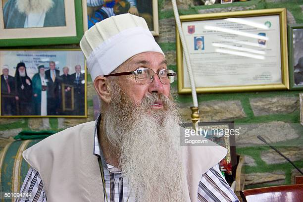 arabati baba tekke dervish - imam stock photos and pictures