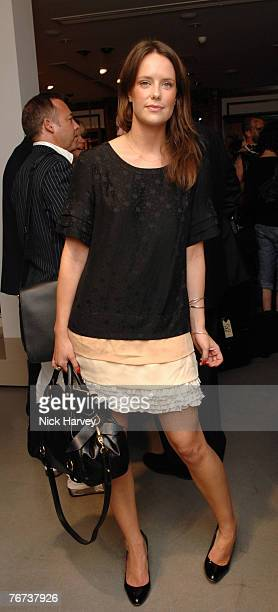 Arabella Musgrave attends the launch of Fuel for Life the new fragrences from Diesel at the Diesel Store Kings Road on 13th September in London...