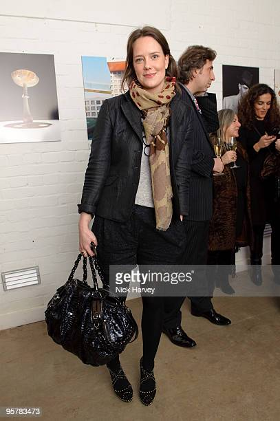 Arabella Musgrave attends the Wallpaper* Design Awards on January 14 2010 in London England