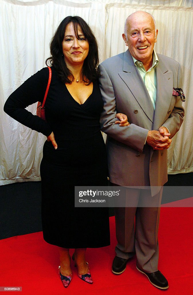 arabella weir and richard wilson arrive for the filming of the television program hells kitchen - Where Is Hells Kitchen Filmed