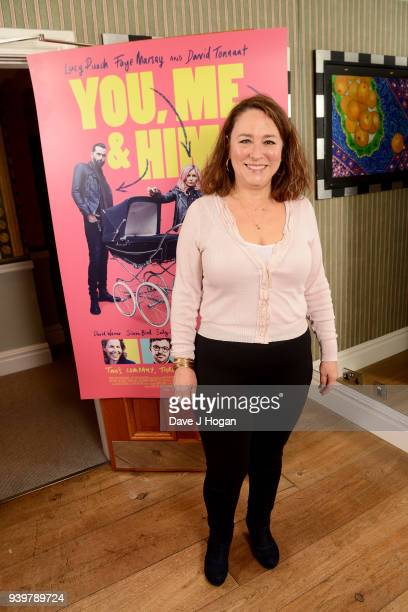Arabella Weir attends a special screening of 'You Me And Him' at Charlotte Street Hotel on March 29 2018 in London England
