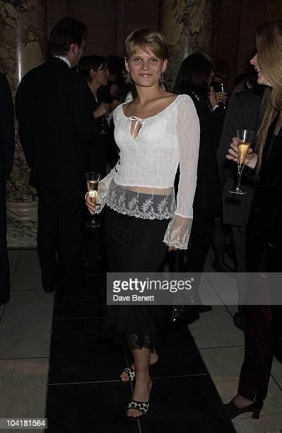 Arabella Zamoyska, Tobias, The V&a Celebrated Catherine Walkers 25 Years,with A Party In The Central Dome, Victoria & Albert Museum, London