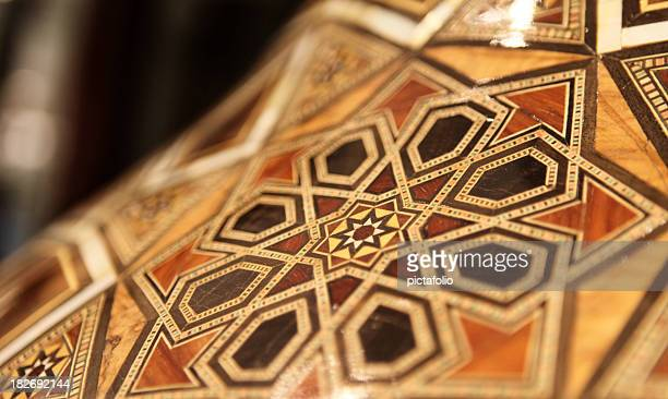 arabesque artcraft - syrian culture stock photos and pictures