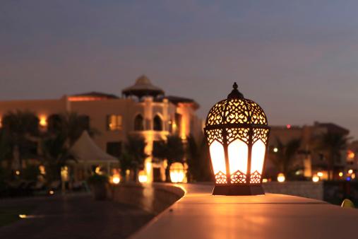 Arabesque lantern 182891765