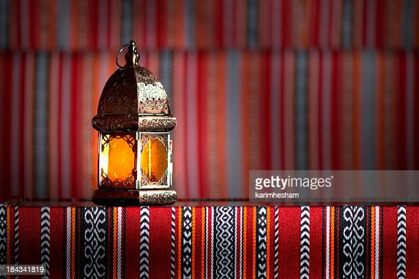 arabian lamp - ramadan stock pictures, royalty-free photos & images