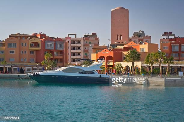 Arabian Marina in Roten Meer