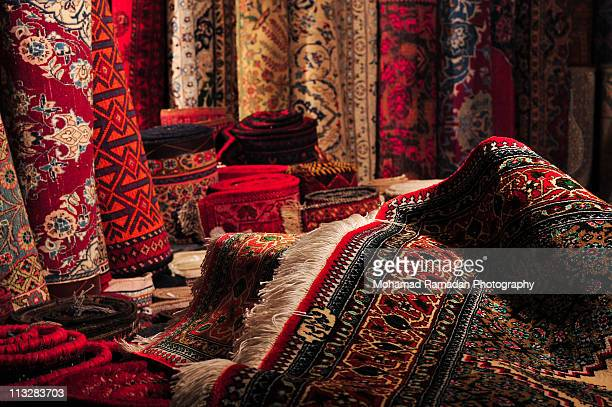 arabian rugs - bahrain stock pictures, royalty-free photos & images