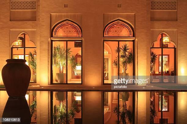 Arabian style resort