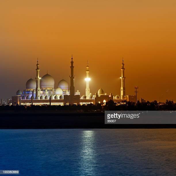 arabian sunset - 1001 nights