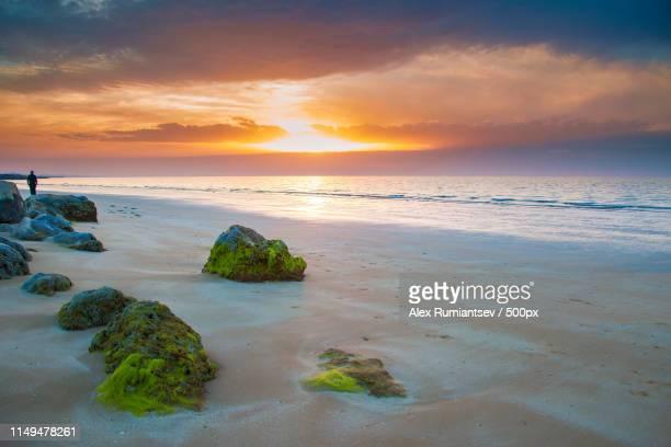 arabian sunset - ras al khaimah stock pictures, royalty-free photos & images