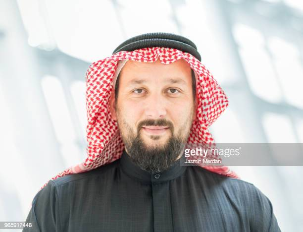 arabic businessman portrait - saudi stock pictures, royalty-free photos & images