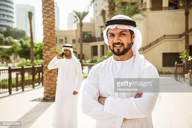 arabic sheik portrait