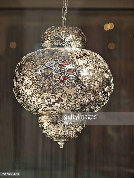 Arabic style lamp, Manchester