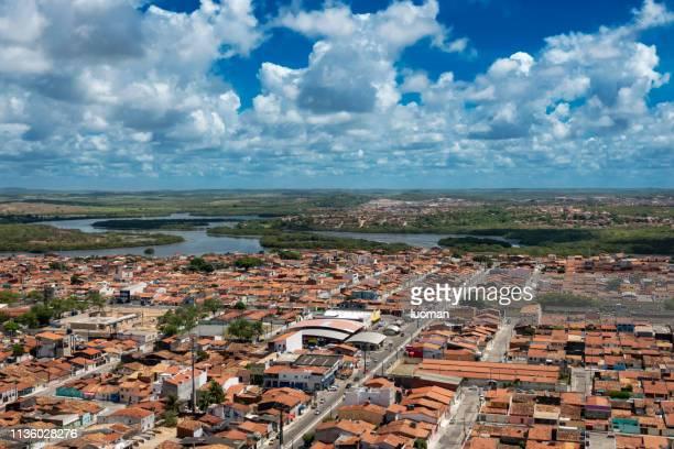 aracaju, capital do estado de sergipe - brasil sergipe aracaju - fotografias e filmes do acervo