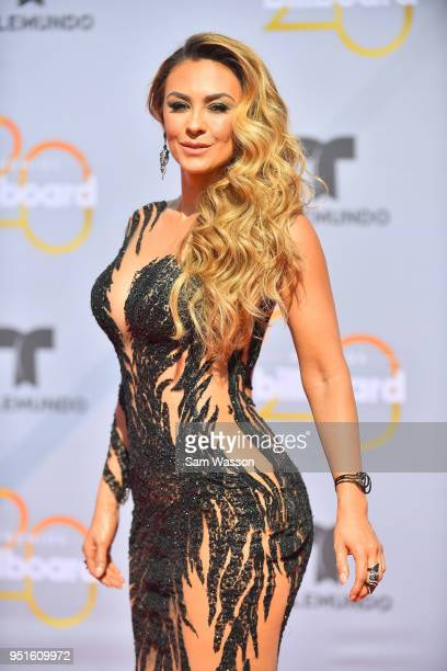 Aracely Arambula attends the 2018 Billboard Latin Music Awards at the Mandalay Bay Events Center on April 26 2018 in Las Vegas Nevada