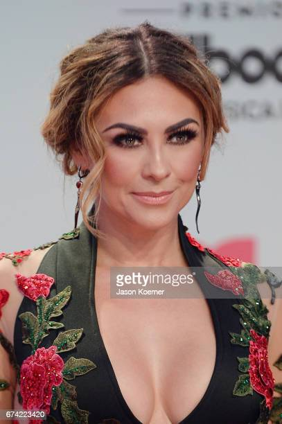 Aracely Arambula attends the Billboard Latin Music Awards at Watsco Center on April 27 2017 in Miami Florida
