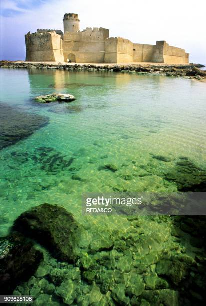 Aragon Castle Le Castella Calabria Italy
