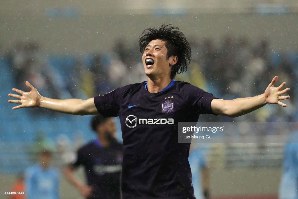 KOR: Daegu v Sanfrecce Hiroshima - AFC Champions League Group F