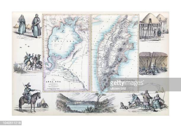 The Royal Illustrated Atlas of Modern Geography by A Fullarton London Edinburgh 1872