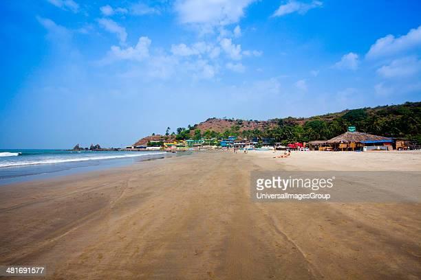Arambol Beach Arambol North Goa Goa India