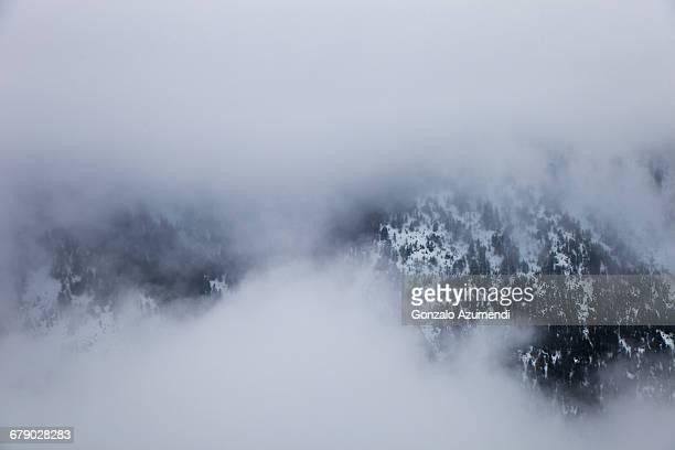 Aran Valley in Pyrenees .