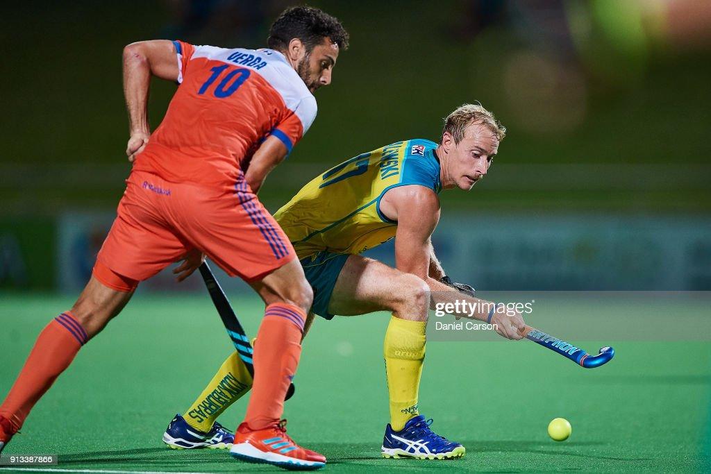Australia v Netherlands - Game 3