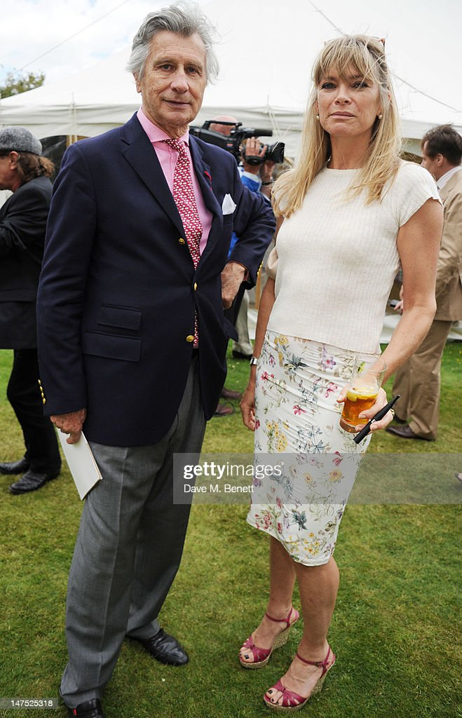 Cartier Style & Luxury Lunch Reception At Goodwood Festival of Speed