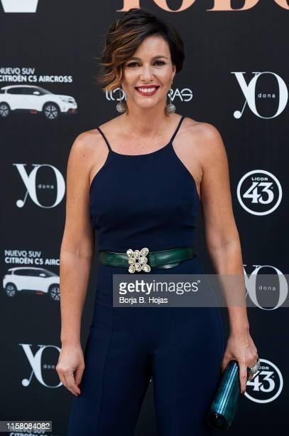 Arancha del Sol attends 'Yo Dona' International Awards 2019 on June 24 2019 in Madrid Spain