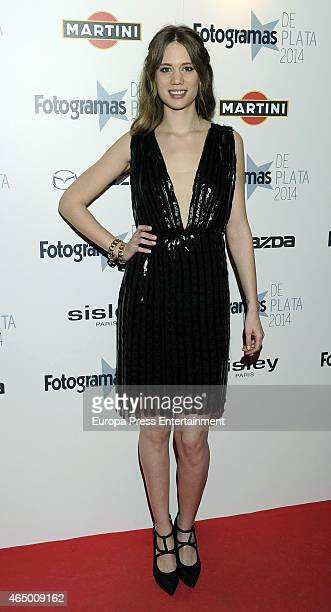 Arancha Marti attends the 'Fotogramas Awards' 2015 on March 2 2015 in Madrid Spain