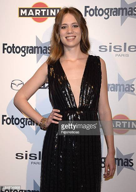 Arancha Marti attends the Fotogramas Awards ceremony at Joy Eslava on March 2 2015 in Madrid Spain