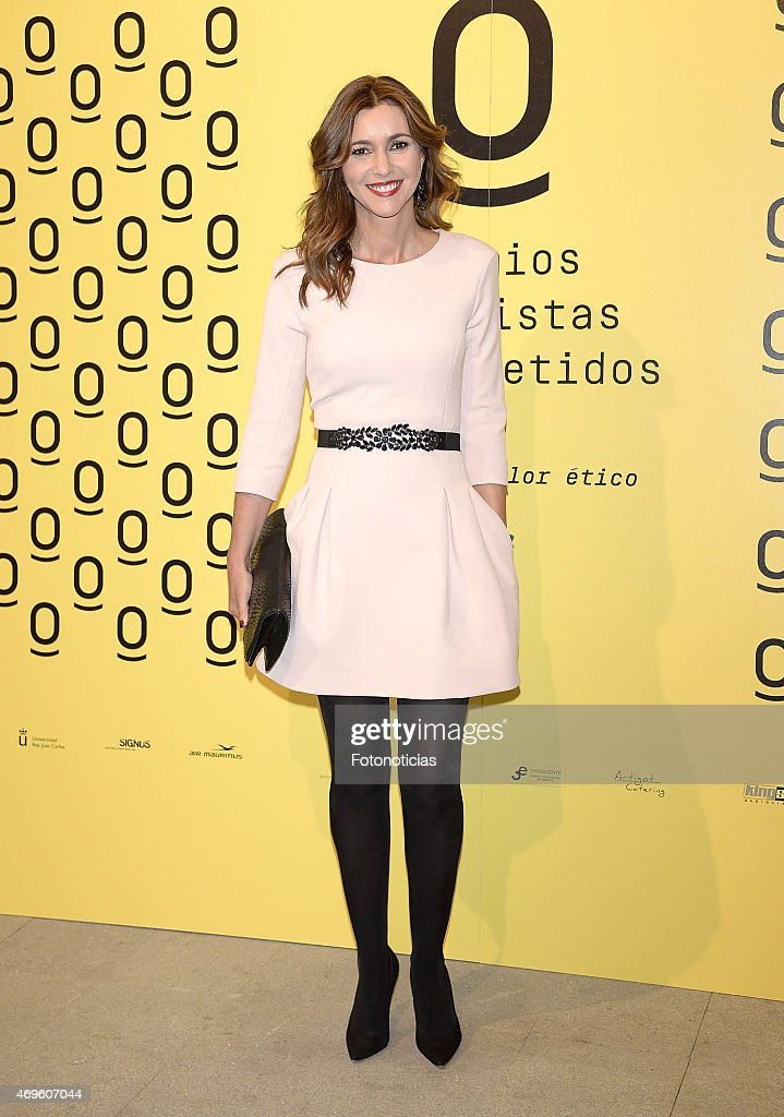 Arantxa del Sol attends the 'Optimistas Comprometidos' Awards at the