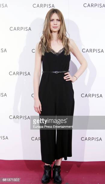 Arantxa Martin attends the opening of new Carpisa stores on May 9 2017 in Madrid Spain