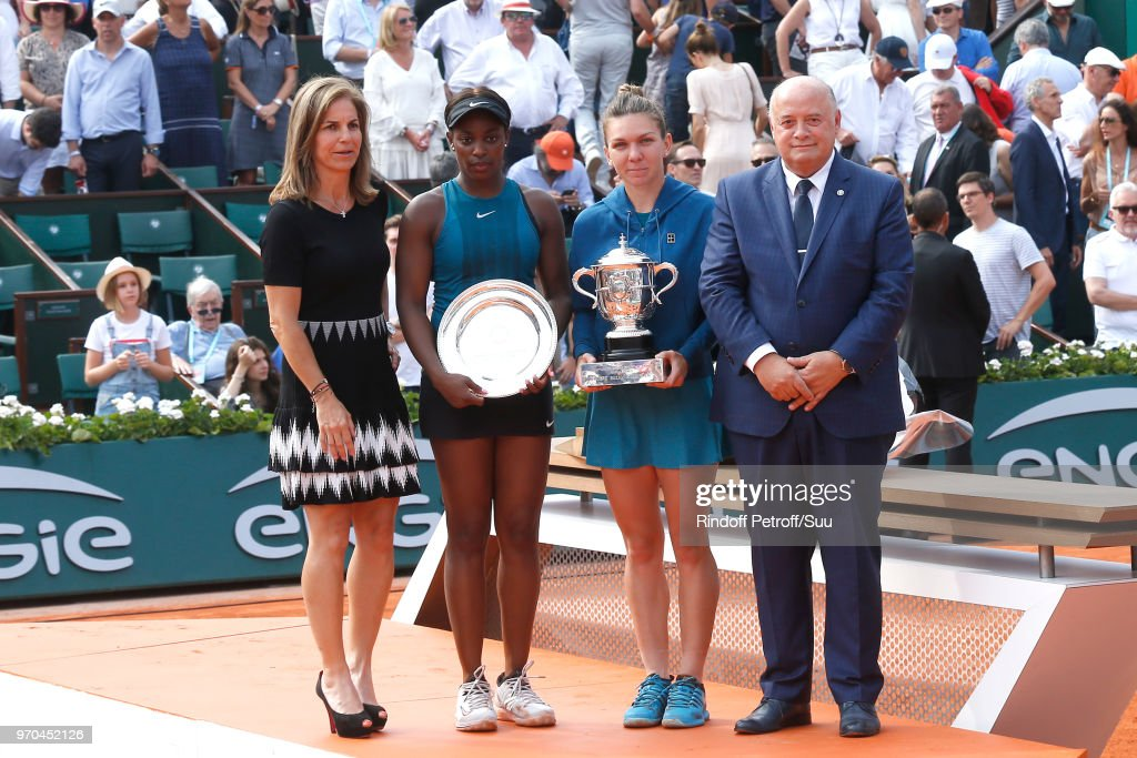 Celebrities At 2018 French Open - Day Fourteen