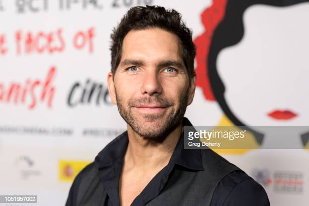 Arap Bethke attends the 24th Annual Recent Spanish Cinema Opening Night Gala at the Egyptian Theatre on October 11 2018 in Hollywood California