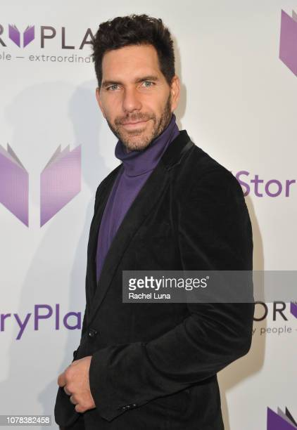 Arap Bethke attends the launch of Egoless Social Sharing App StoryPlace at Monk Space on December 06 2018 in Los Angeles California
