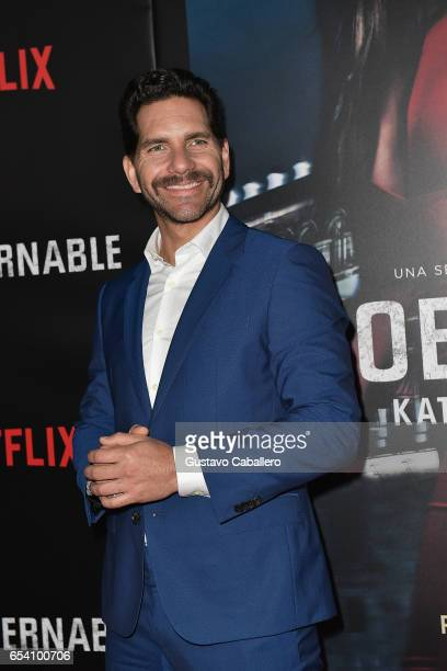 Arap Bethke attends the Premiere Of Netflix's 'Ingobernable' Arrivals at Colony Theater on March 15 2017 in Miami Beach Florida