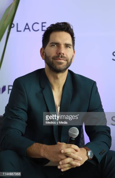 Arap Bethke during 'Story Place' App Launch on April 24 2019 in Mexico City Mexico