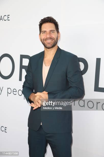 Arap Bethke poses for photos during 'Story Place' App Launch on April 24 2019 in Mexico City Mexico