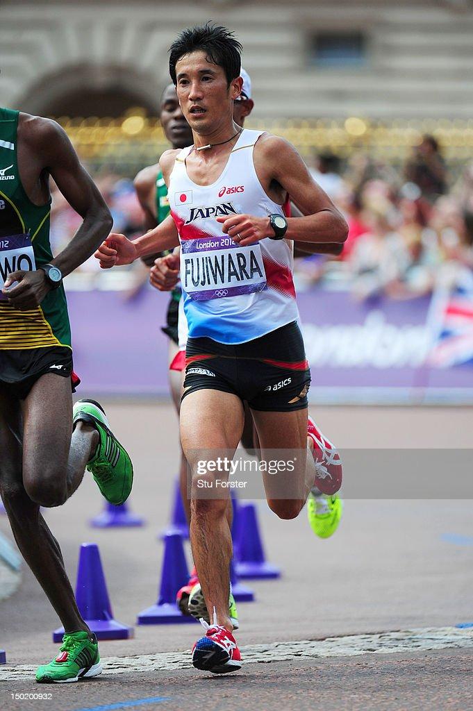 Olympics Day 16 - Athletics : News Photo