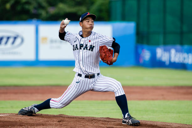 CHN: Japan v Philippines - BFA U15 Baseball Championship: Opening Round - Group B