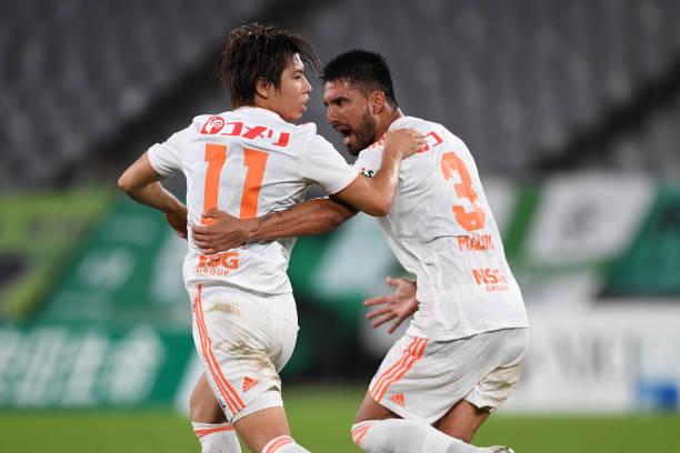 JPN: Tokyo Verdy v Albirex Niigata - J.League Meiji Yasuda J2