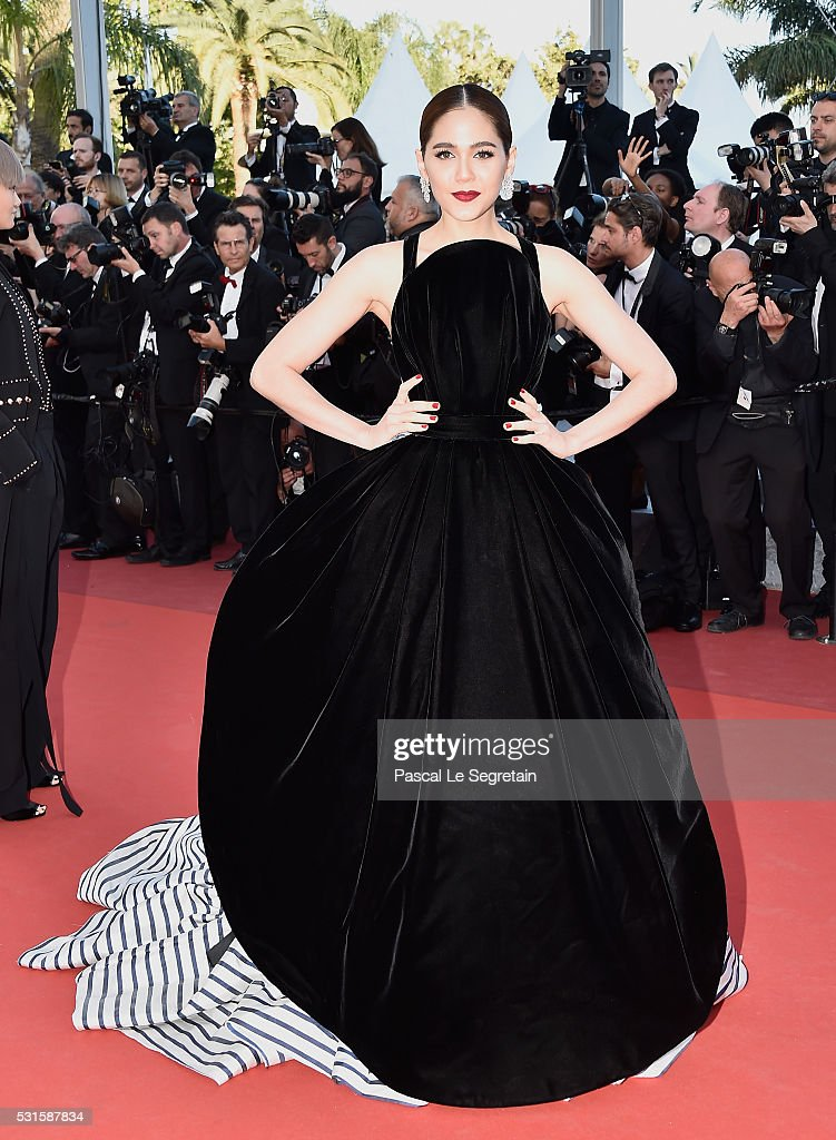 """From The Land And The Moon (Mal De Pierres)"" - Red Carpet Arrivals - The 69th Annual Cannes Film Festival : News Photo"