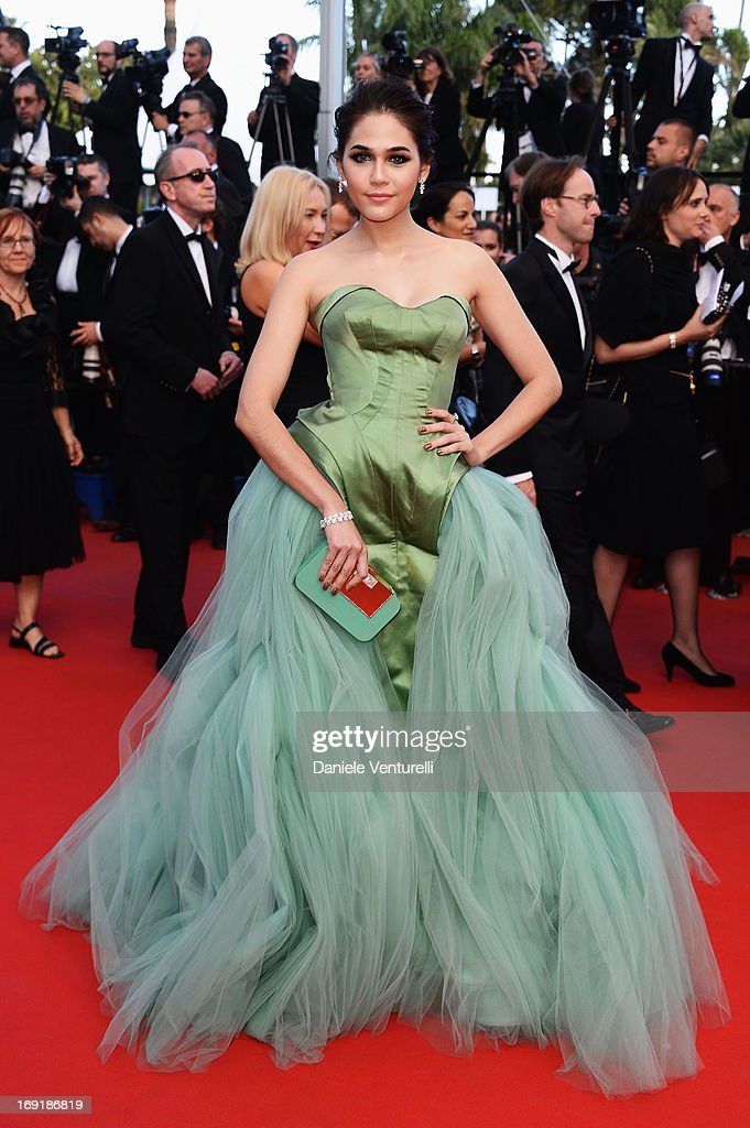 'Cleopatra' Premiere - The 66th Annual Cannes Film Festival : News Photo