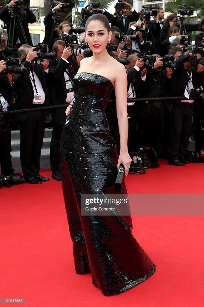 """The Search"" Premiere - The 67th Annual Cannes Film Festival : News Photo"