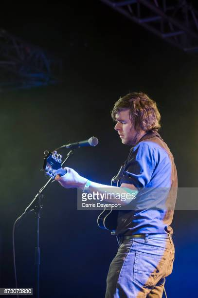 Arborist performs onstage at the NI Music Awards at Mandela Hall on November 11 2017 in Belfast Northern Ireland