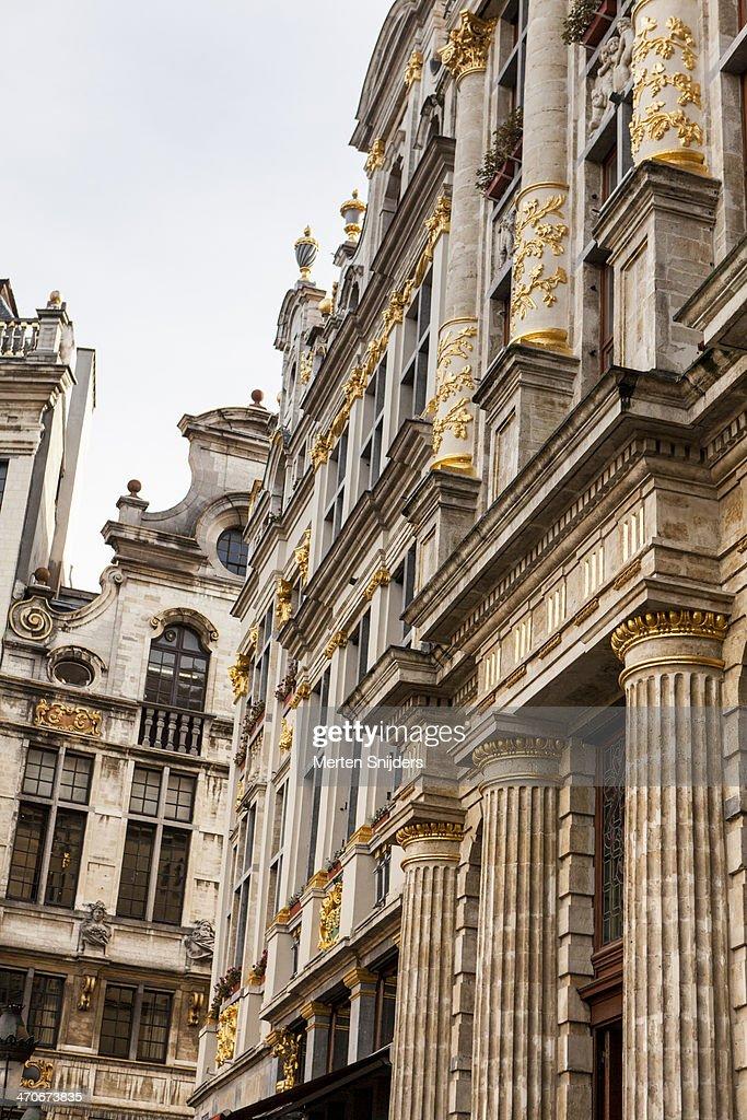 L'Arbre d'Or building : Stockfoto
