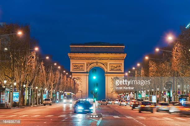 Arc de Triomphe Champs Elysées