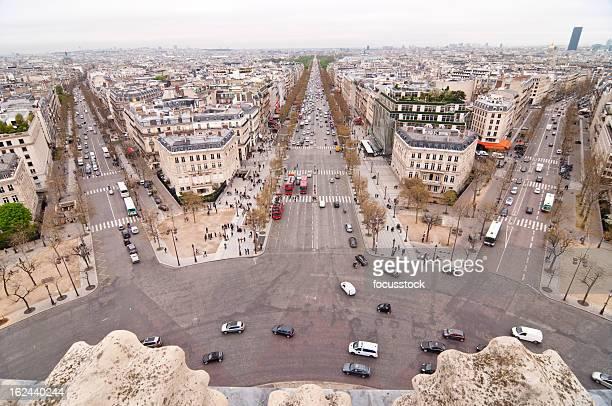 Arc de Triomphe de la ville
