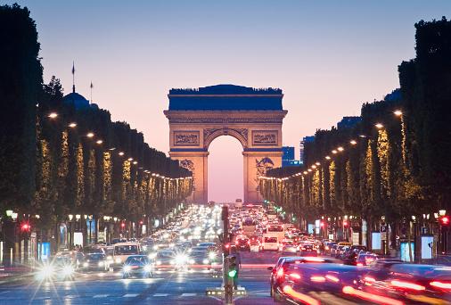 Arc de Triomphe, Paris 135034702